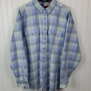 Wrangler George Strait Button Down XXL